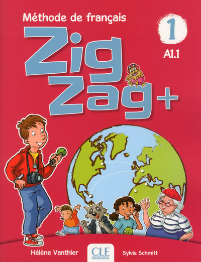 Zig zag +