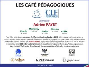 Mission Adrien PAYET